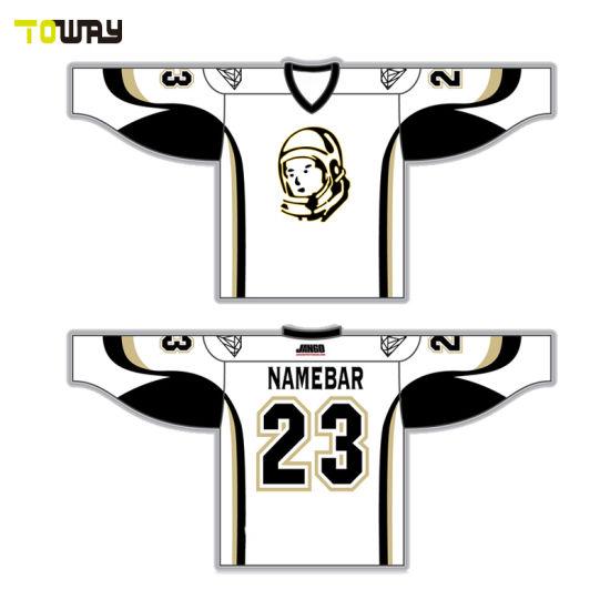 China Wholesale Custom Cheap Hockey Shirts For Sale China Hockey