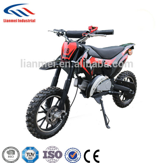 2018 New Design 49cc Dirt Bike for Sale