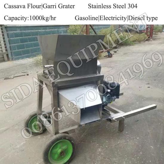 Mobile Cassava Milling Business