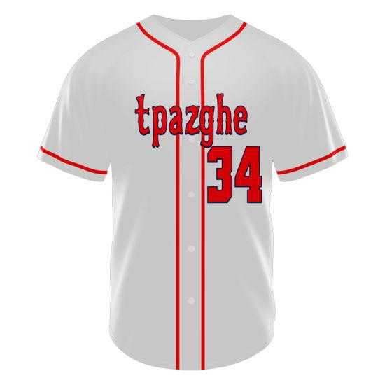 brand new 1ea19 1a2f1 China Latest OEM Custom Baseball Uniforms Wholesale Cheap ...