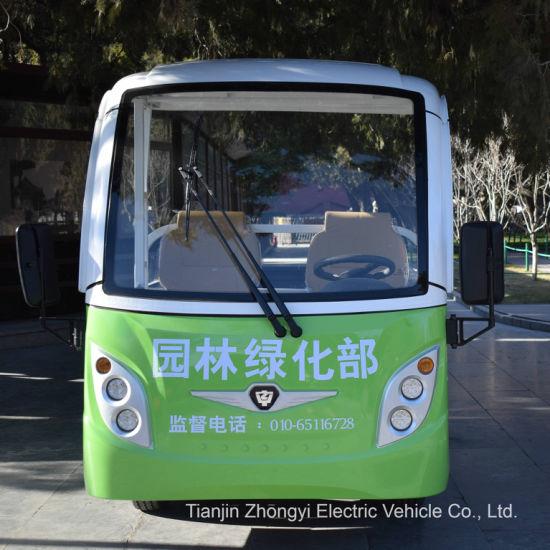 Zhongyi Wholesale Electric Mini 1 Ton Cargo Truck