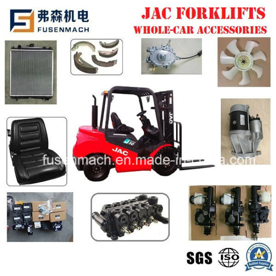 Genuine Spare Parts for JAC Forklift All Models Wholesale Price