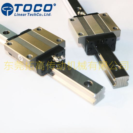 China Wholesale Linear Guide Transmission Parts for Machinery