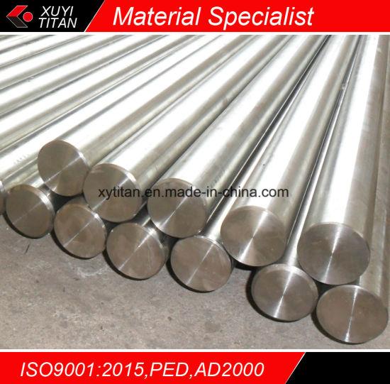 High Quality Low Price Titanium Round Bar & Rod Gr2 Gr5