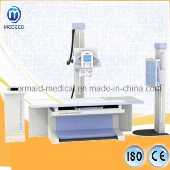 Medical X-ray Equipment Me160A High Frequency X-ray Radiograph System pictures & photos