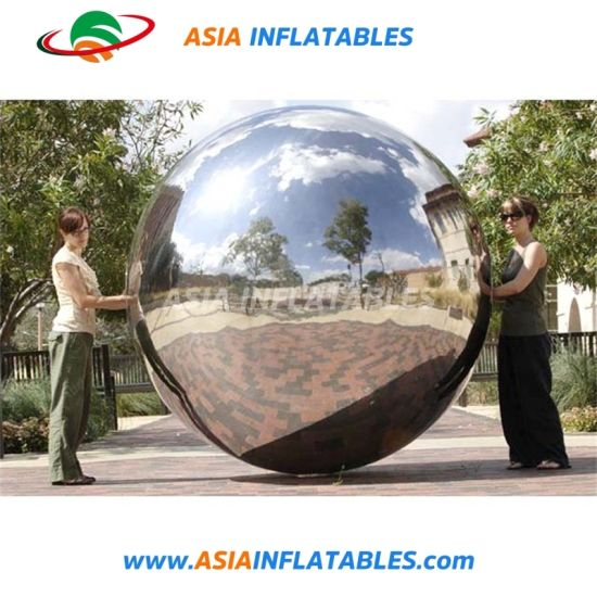 Hot Sales Printed Giant Inflatable Mirror Balloon for Decoration pictures & photos