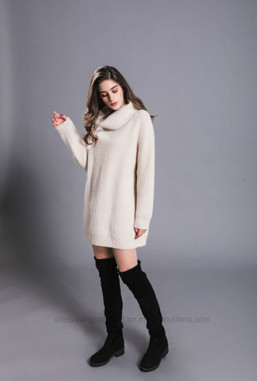 f780434507432 Wholesale Latest Fashion Clothes Women/Ladies Winter Wool Cashmere Casual  Sweater
