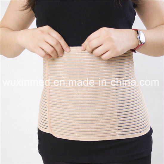 a54a0faadd Breathable Waist Slimming Abdominal Binder Corset Elastic Postpartum Belly  Band