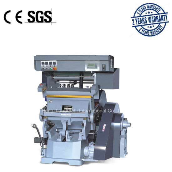TYMX-1400 Program Control Hot Foil Stamping Machine