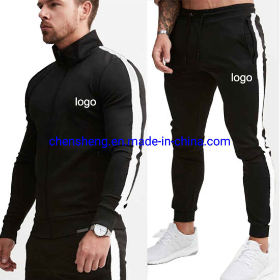Factory Wholesale Customized Design Sport Tracksuit Wear Mens Design Your Own Soccer Tracksuit for Running Football