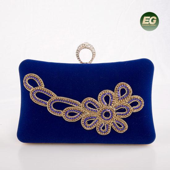 High Quality Fashion Women Clutch Bag Decoration Clutch Evening Bags Eb962