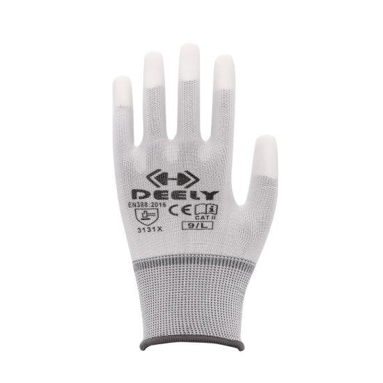 13G PU Coated Work Safety Glove