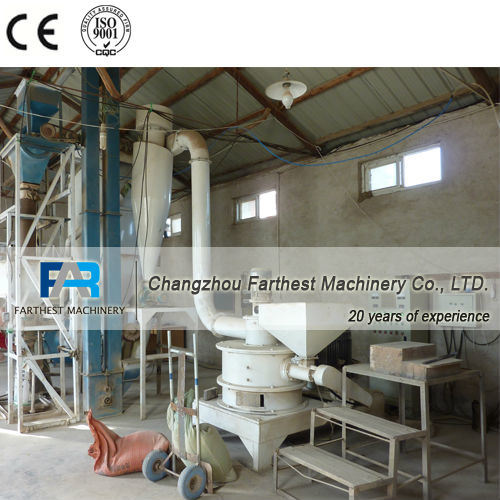 Straw Hammer Mill for Rice Straw/Wheat Straw/Straw Hay pictures & photos