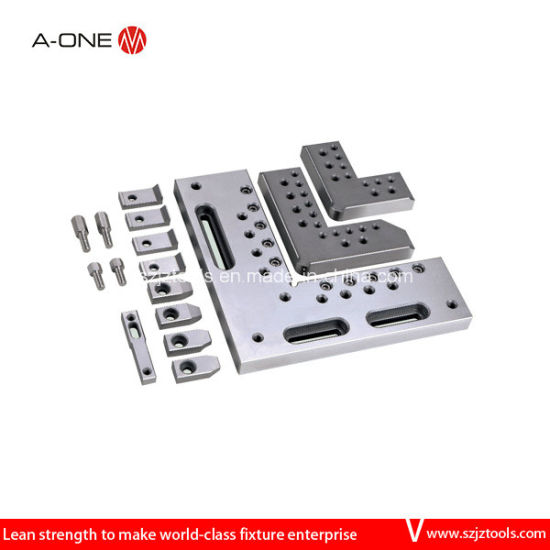 China Wire EDM Tooling Combination Square Vise 3A-210013 - China ...