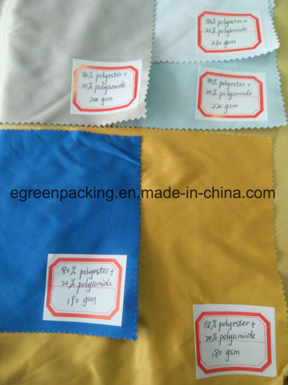 Microfiber Cleaning Cloth Customized Print and Material pictures & photos