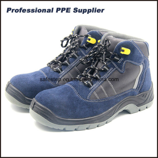 High Cut Light Weight Industrial Safety Shoes
