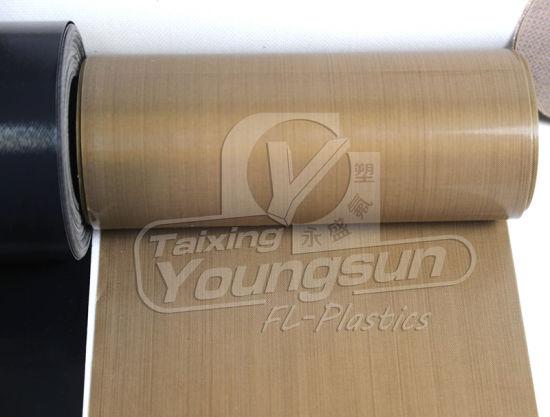 PTFE Coated High Temperature Fabric Cloth