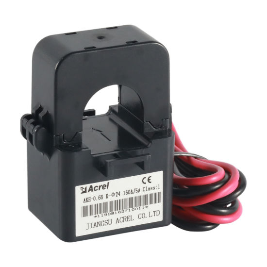Acrel Split Core Current Transformer for Electric Vehicle Charging Pile Small Size Round Type
