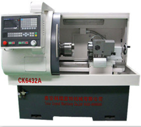 Good Quality Colorful Functions of Mini CNC Lathe Machine Ck6432 pictures & photos