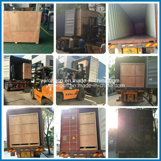 Cbz-450 Program Control Hydraulic Label Removing Machine with Ce pictures & photos