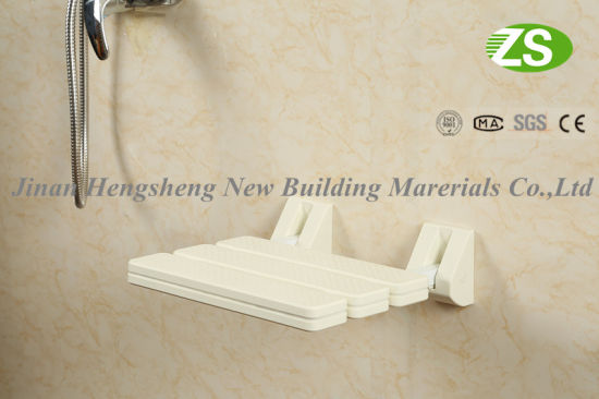 Bathroom Safety Equipment Wall Mounted Folding Shower Seat for Elderly pictures & photos
