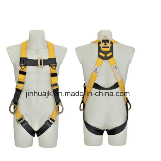 China Fall Protection Full Body Safety Harness (JE135005Y
