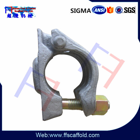 German Type Single Swivel Scaffolding Coupler pictures & photos