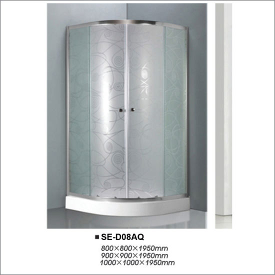 High Quality Shower Box with Stainless Steel Accessories