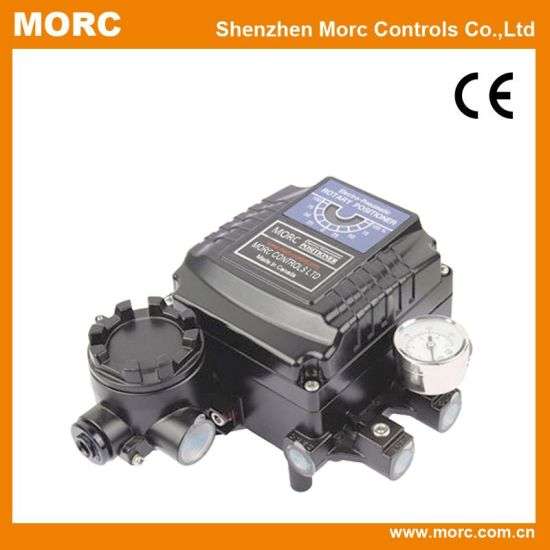 China Mep Series Rotary Pneumatic Control Valve Mechanical