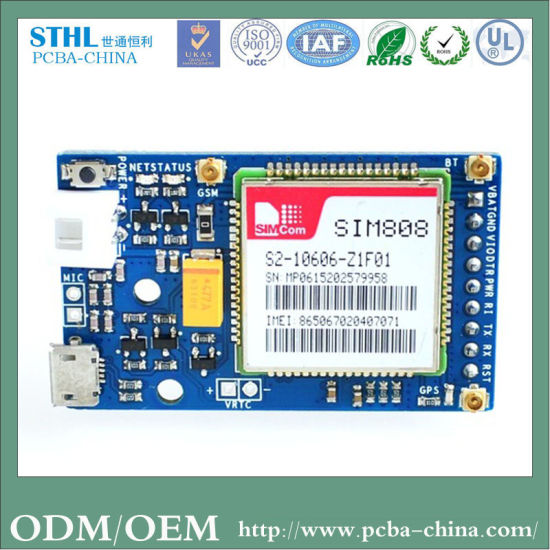 Factory PCB PCBA Board Assembly & Original Electrtonic Components Sourcing pictures & photos