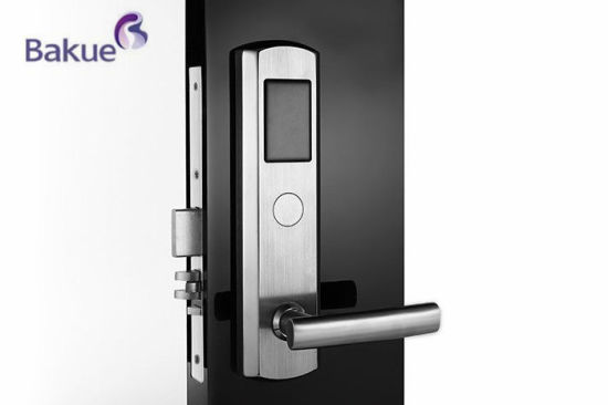 High Quality 304 Stainless Steel Electronic Smart RFID Hotel Door Lock