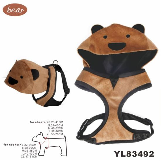 China Cute Dog Harness Vest Yl83492 China Pet Accessories Pet