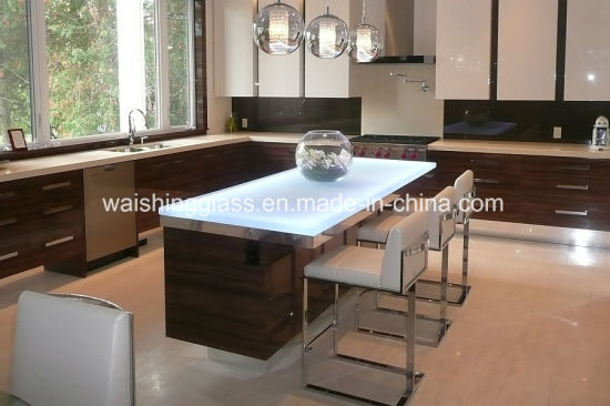 3-19mm Countertop Glass for Kitchen pictures & photos