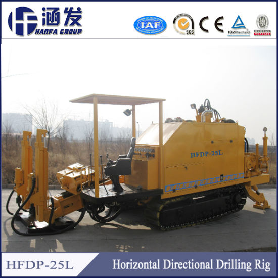 China 25t Horizontal and Vertical Directional Drilling