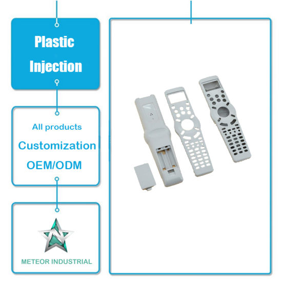 Customized Plastic Injection Moulding Products TV Remote Control Plastic Shell pictures & photos