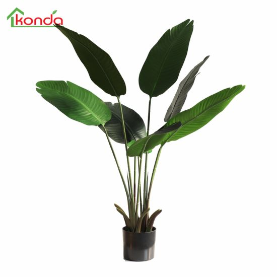 Outdoor New Skybird Artificial/Plastic Banana Trees for Home/Hotel