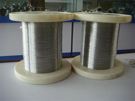 Super Quality and Low Price Stainless Steel Tie Wire (Factory) pictures & photos