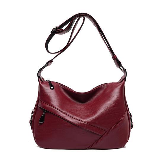 Womens Fashion Sling Shoulder Bag, PU Leather Crossbody Handbags Hobo Tote Messenger Bags Esg13707