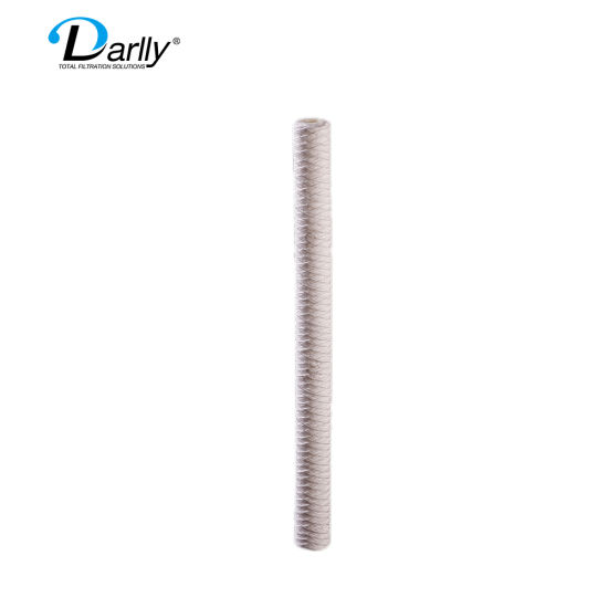 Darlly Drinking Water Treatment String Wound Industrial PP Filter Cartridge