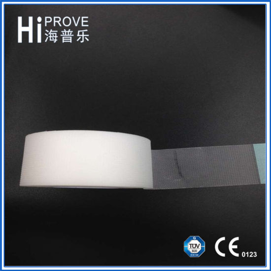 High Quality Medical Microporous PE Tape Waterproof Adhesive Tape pictures & photos
