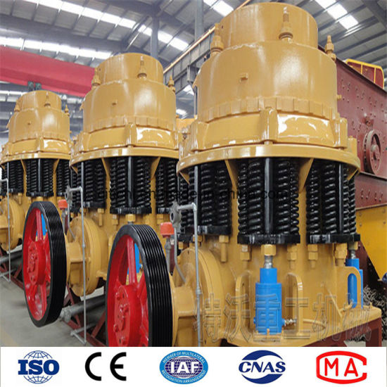 Factory Supply Spring Hydraulic Cone Crusher, Cone Crusher Price pictures & photos