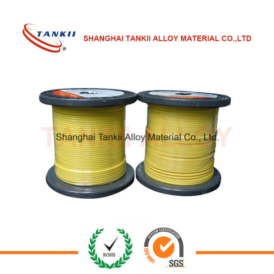 PVC insulated thermocouple wire (type JX, KX, TX, EX, NC) pictures & photos
