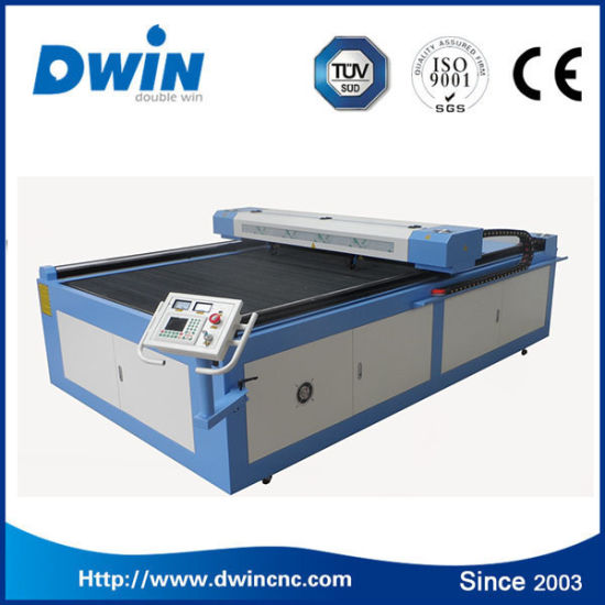 Dwin 1325mm Metal and Nonmetal CO2 Laser Cutting Machine for Wood and Stainless Steel pictures & photos