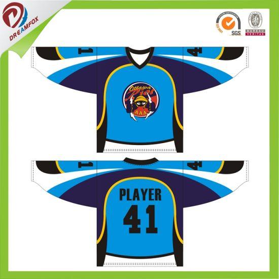 hockey jersey custom design