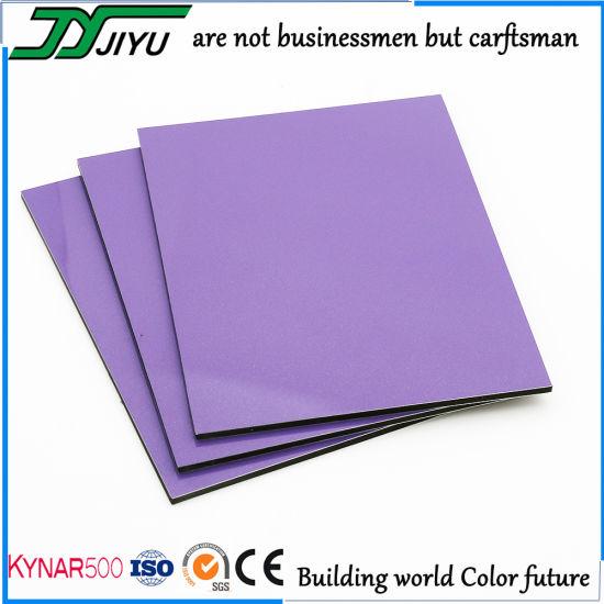 Building Decoration Aluminum Composite Sanwich Panel for Exterior