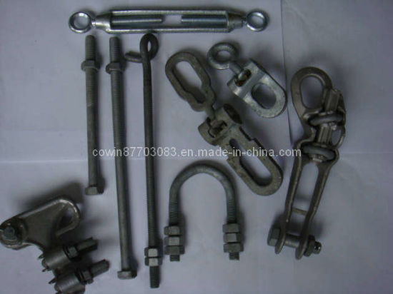 Electrical Overhead Hardware Power Line Fittings pictures & photos