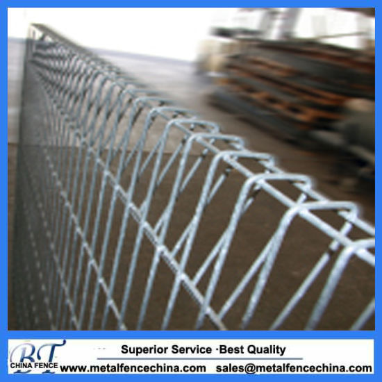 wire garden fence panels. Modren Fence Garden Fence Panels Roll Top Welded Wire Mesh In E