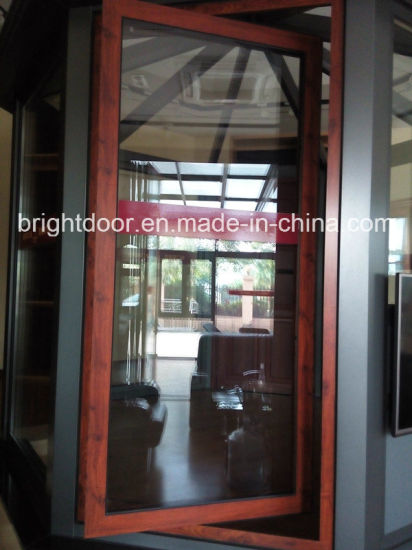 Fashionable Durable Aluminium Center Pivot Door/Middle Hung Pivot Door