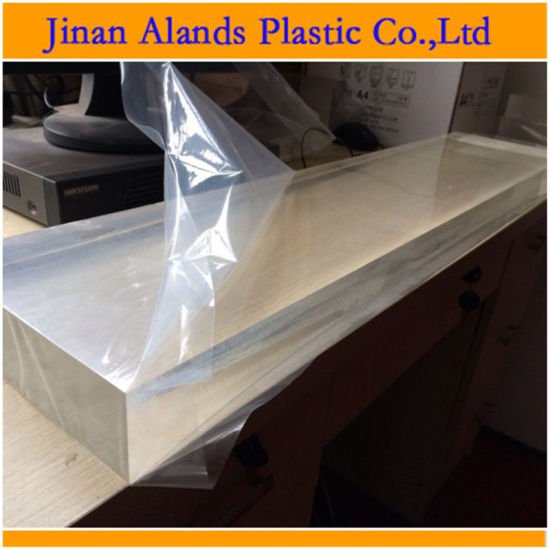 china customized transparent 50mm 100mm acrylic plexiglass aquarium