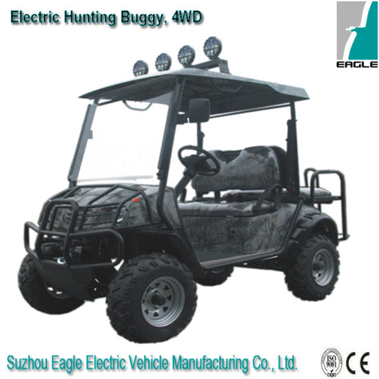 Electric Sports Utility Vehicle 4WD Hunting Buggy pictures & photos